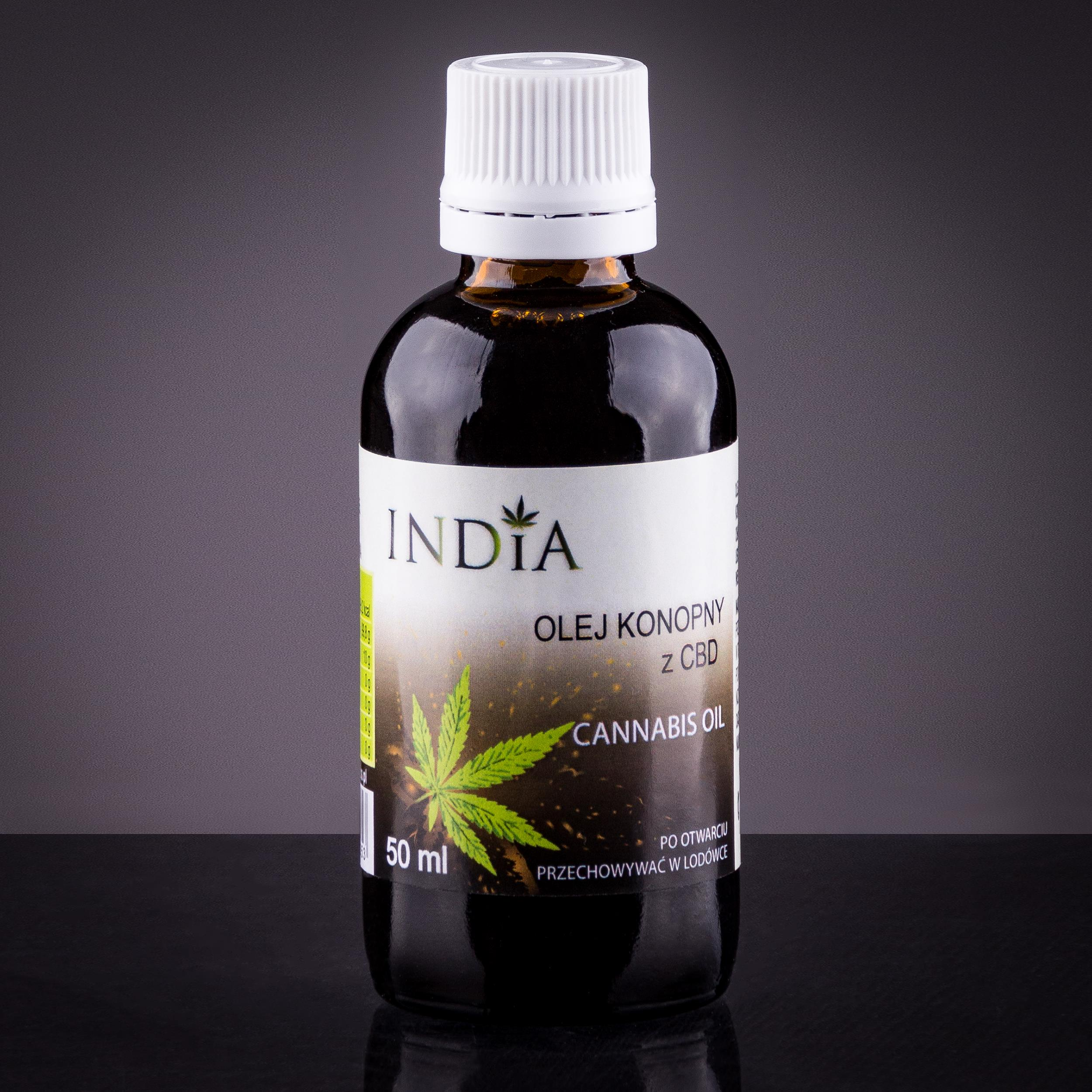 BIO hemp oil with CBD
